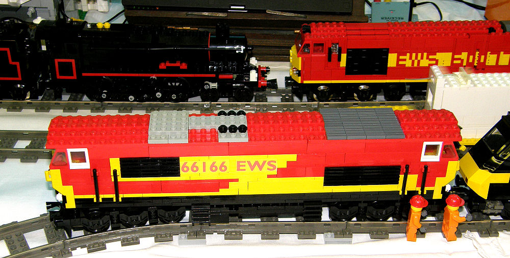Lego Steam Train Set Lego Steam Train