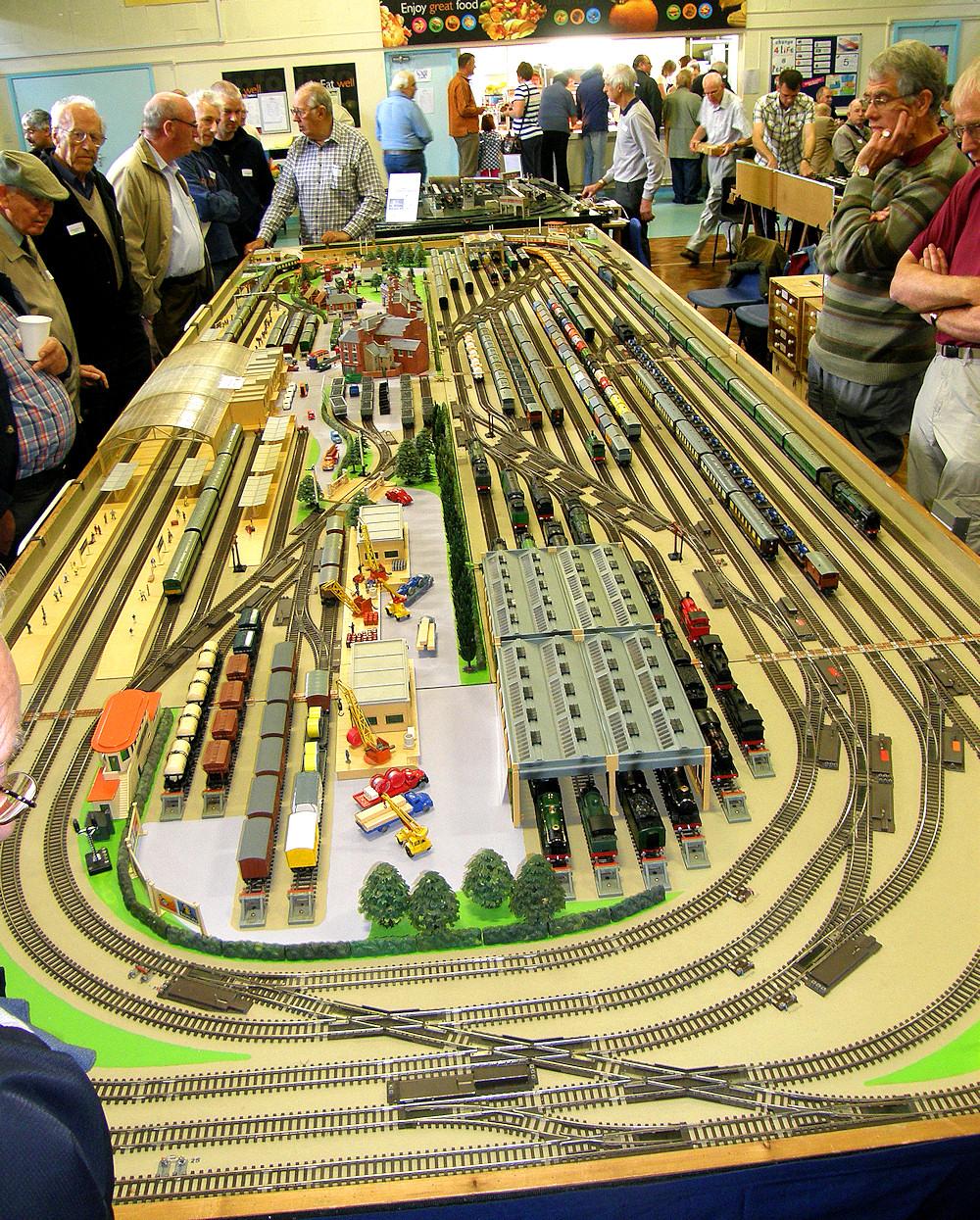 Vintage Toy Train Show